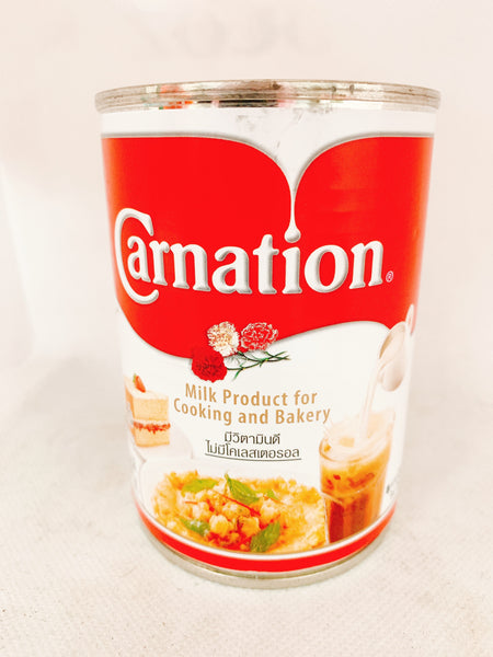Carnation - Evaporated Milk Susu Cair (379ml)