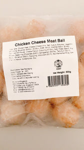 Chicken Cheese Meatball (500g)