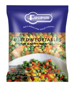 Fusipim - Mixed Vegetables (500g)
