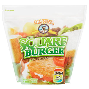 Marina - The Square Burger (438g)