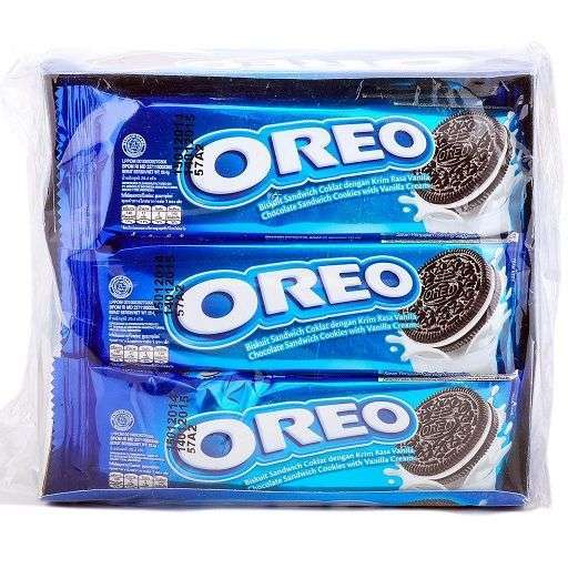 Oreo - Cookies Biscuits Original(342g)