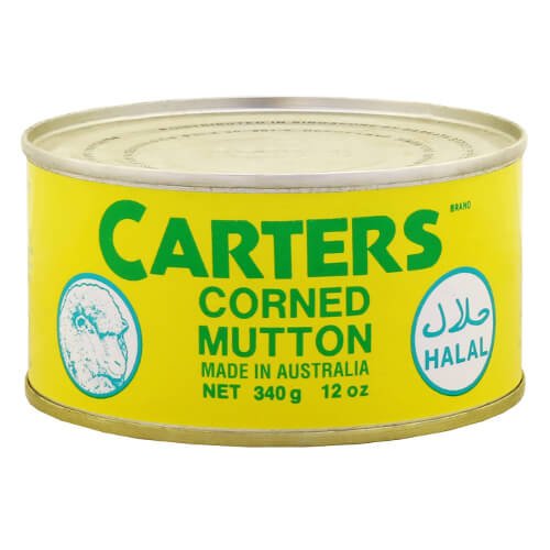 Carters - Corned Mutton (340g)