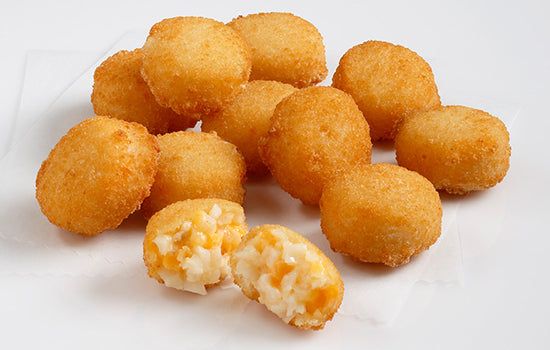 Round Hash Brown with Cheese (1kg)