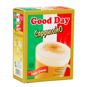 Good Day - Cappuccino (125g)