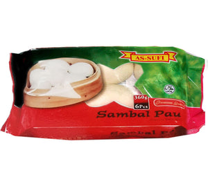 As Sufi - Sambal Pau (360g)