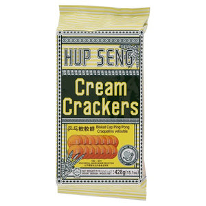Hup Seng - Cream Crackers (428g)