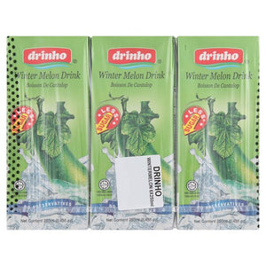 Drinho - Winter Melon Drink (6x 250ml)