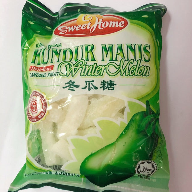 Sweet Home - Winter Melon Candied Fruit Kundur Manis (250g)