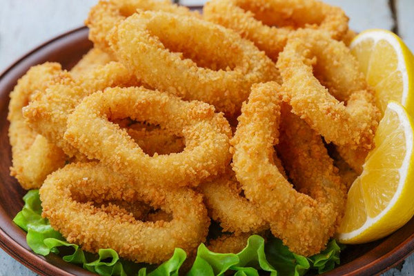 Breaded Sotong Ring (1kg)