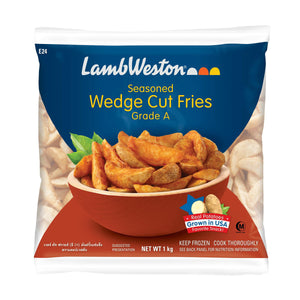 Promo - 2 packets x LambWeston Wedges (1kg)