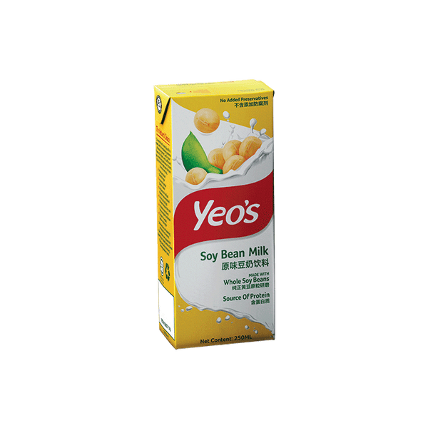 Yeos Soya Bean 250ml x (6pcs)