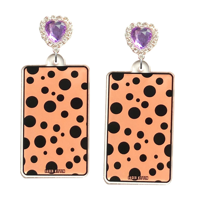 Ringmaster Charm Earrings