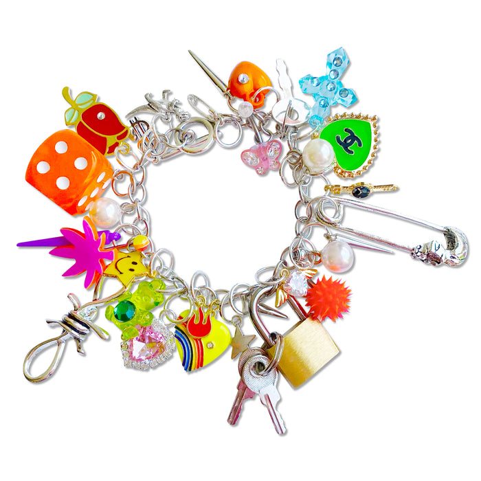Everything Designer Charm Bracelet