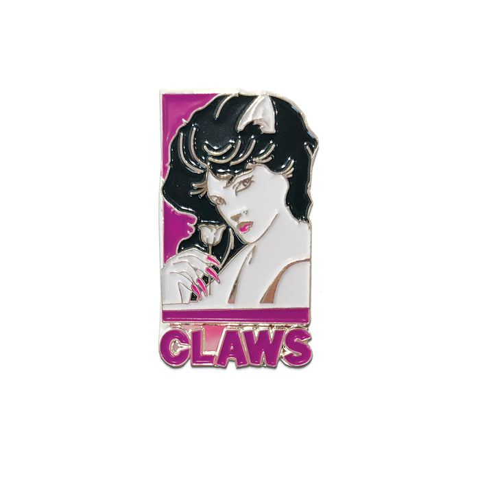 Claws Pin - Laser Kitten