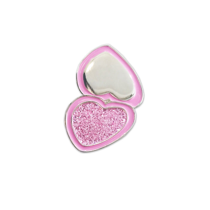 Sweetheart Compact Pin