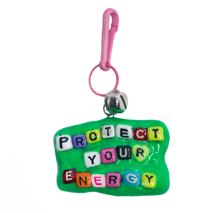 Protect Your Energy Charm