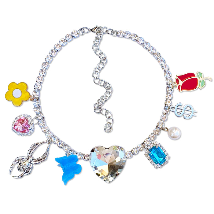 Givin' Me Butterflies Charm Necklace