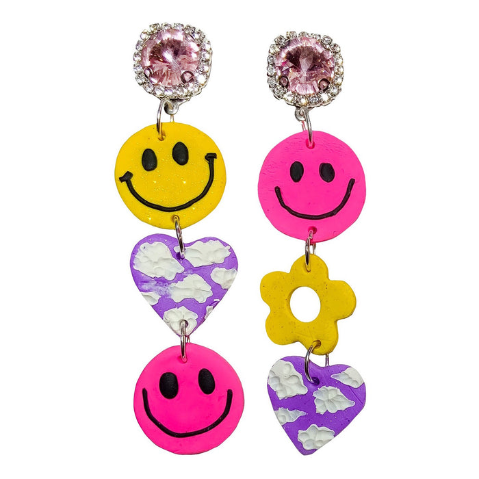House Party 90's Earrings