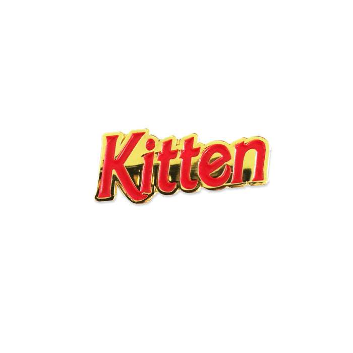 Kitten Club Pin-Laser Kitten (3860818949)