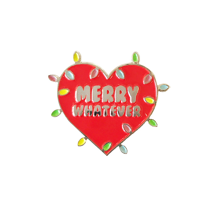Merry Whatever Pin
