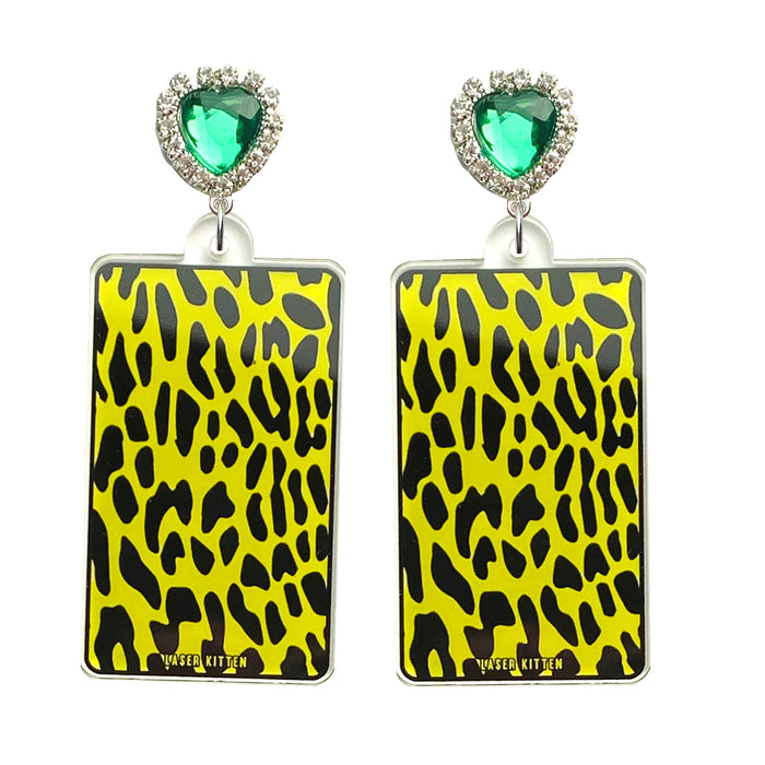 Petting Zoo Charm Earrings