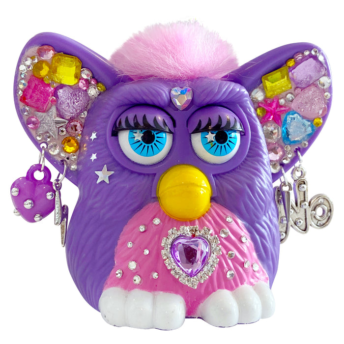 Moody - Bedazzled 90's Furby