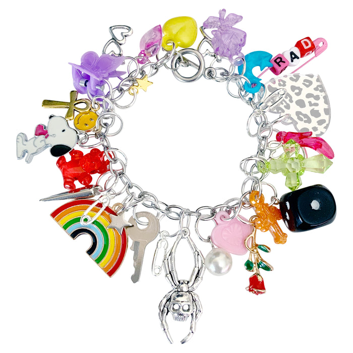 Snoop Dog Charm Bracelet