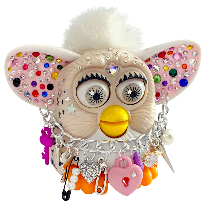 Sid - Bedazzled 90's Furby