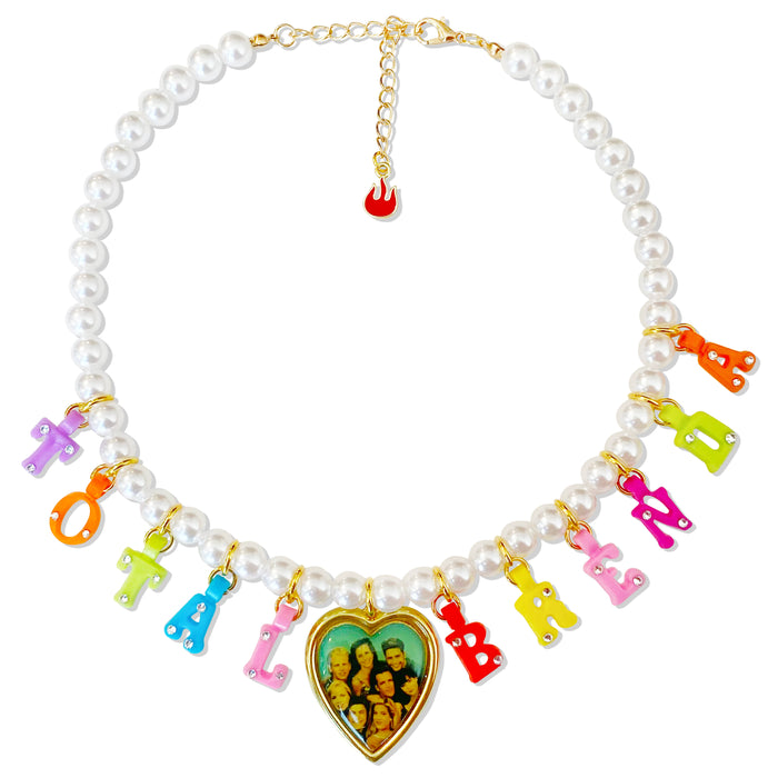 Total Brenda 90210 Charm Necklace