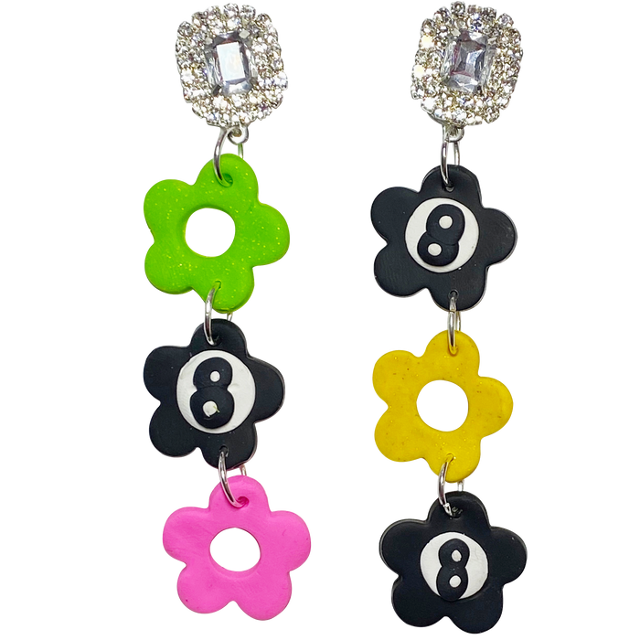 Joyride 90's Earrings