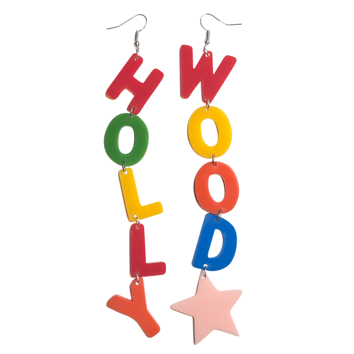 HOLLYWOOD STAR EARRINGS (4380450160723)