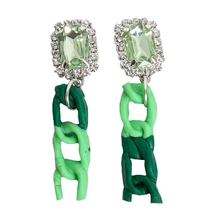 Money Off The Chain Earrings