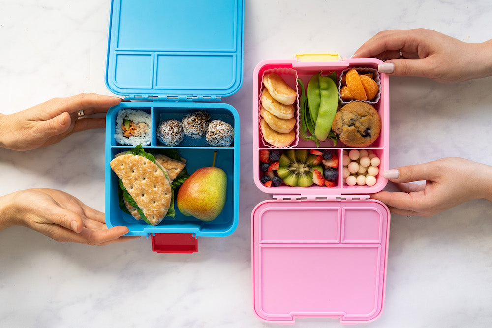 Top Tips to Make Packing Lunches Easier + More Enjoyable