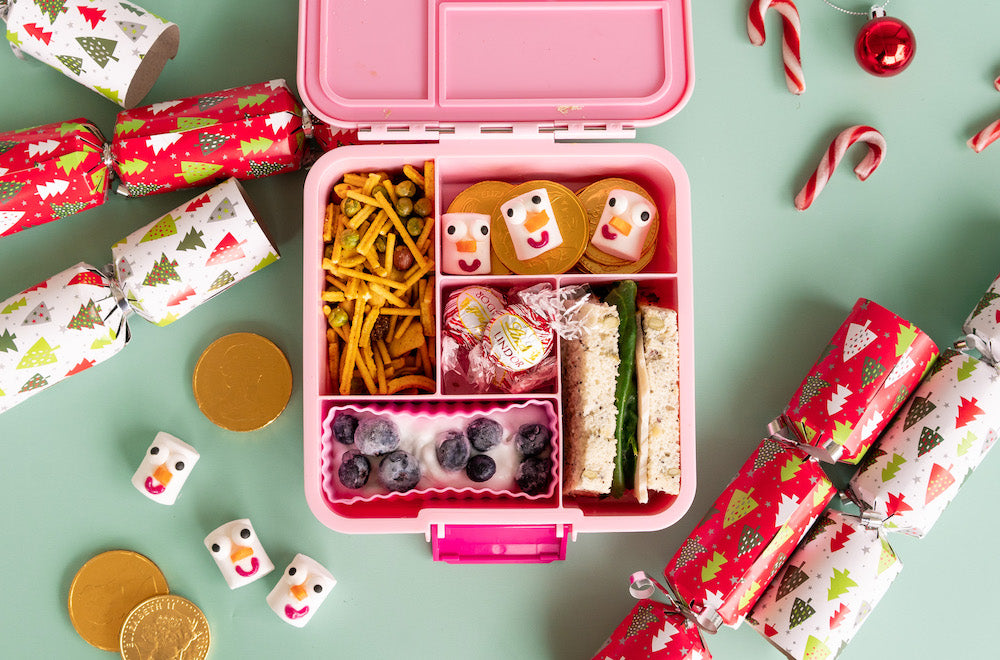 Christmas Recipes, Bento Lunch Ideas and Craft Ideas for Kids