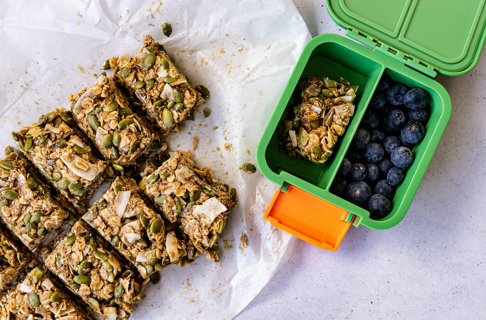 No-bake Energy Bars