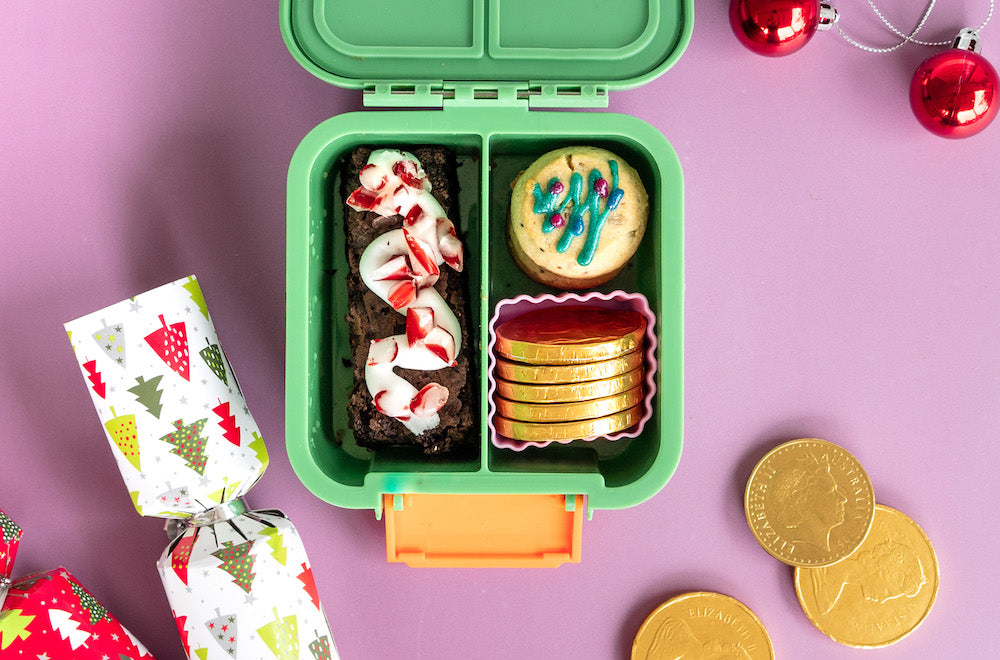 Christmas brownie recipe little lunch box co