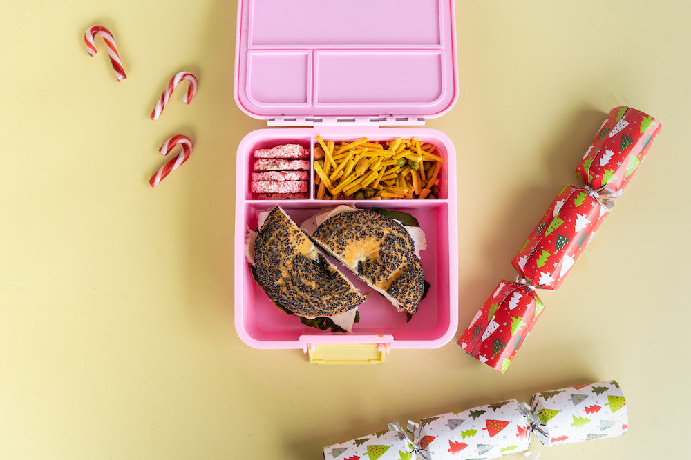 Little Lunch Box Co shares a Christmas bento idea for kids