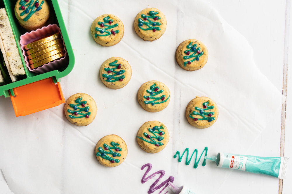 Little Lunch Box Co shares their simple Christmas Cookie recipe