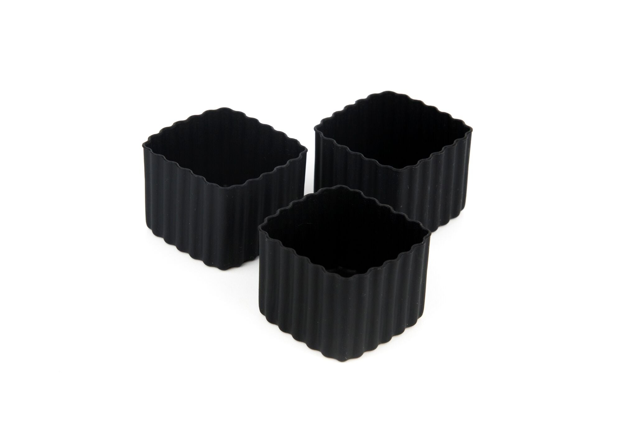 Bento Cups Square - Black