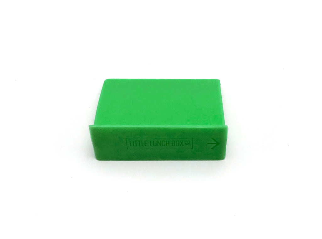 Bento Divider - Green-Bento Dividers-Little Lunch Box Co