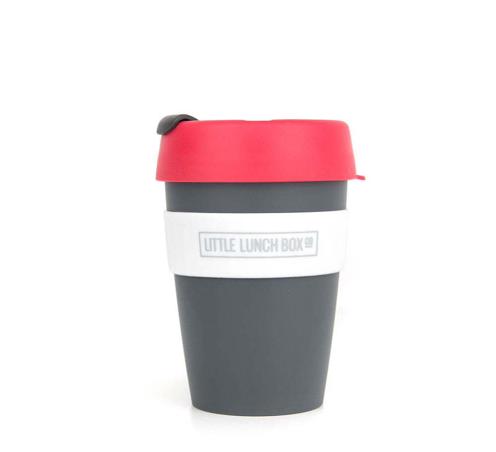 KeepCup - Watermelon/Charcoal 12oz