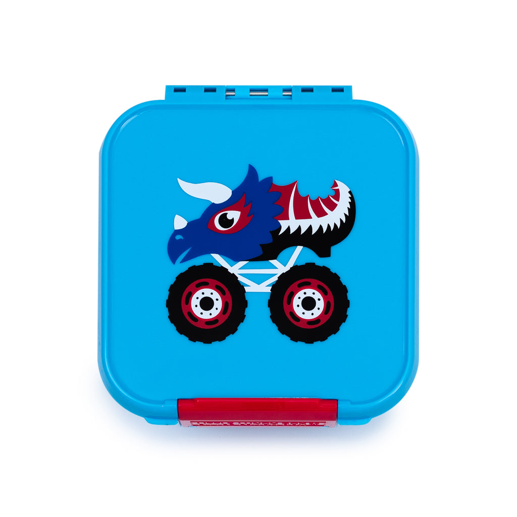 Bento Two - Monster Truck PRE-SALE-Lunch Boxes - Bento Two-Little Lunch Box Co