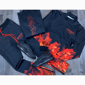 The Fire hoodie set