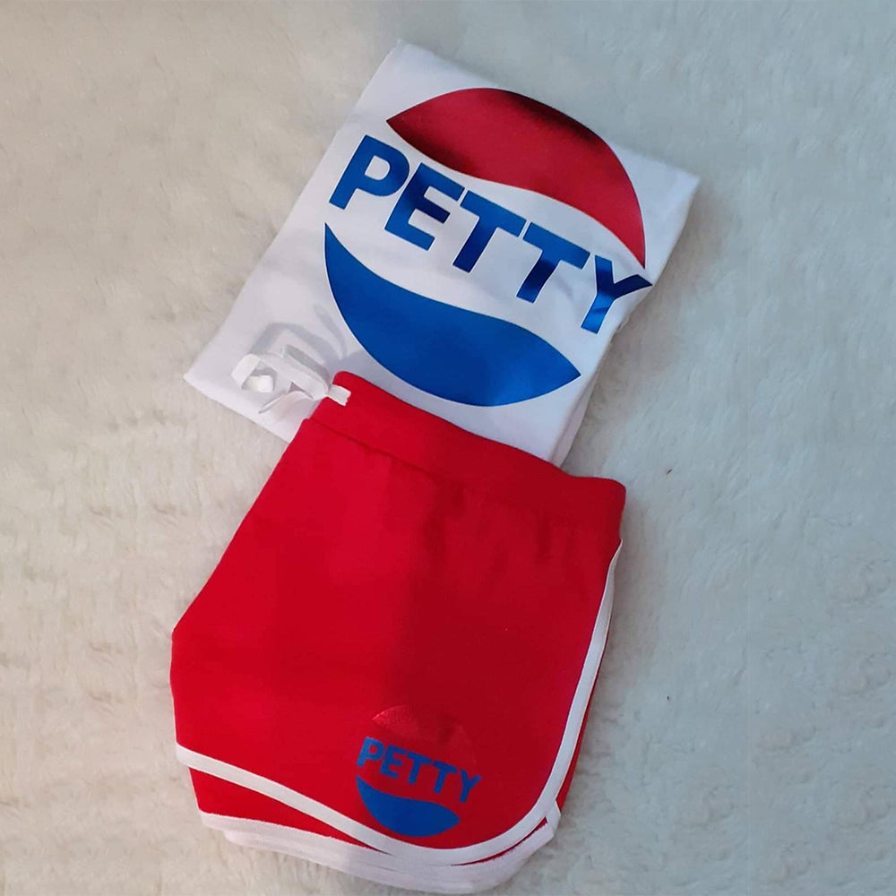 Hot Petty Short Set