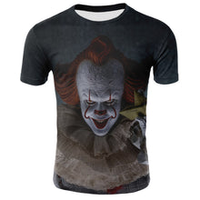Load image into Gallery viewer, Joker print street fashion men's t-shirt