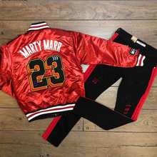Load image into Gallery viewer, Old school MARTIN sports jacket