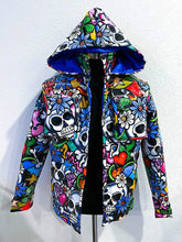 Load image into Gallery viewer, To die for puffy jacket.