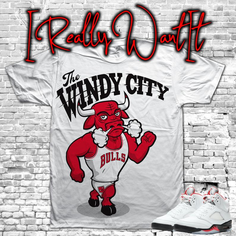 Windy City  fashion T-shirt
