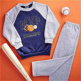 MVP CHAMPS Fashion sportswear suit