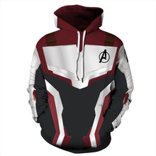 Load image into Gallery viewer, Avengers 4 printed sweatshirt Quantum concept warsuit men's sweatshirt